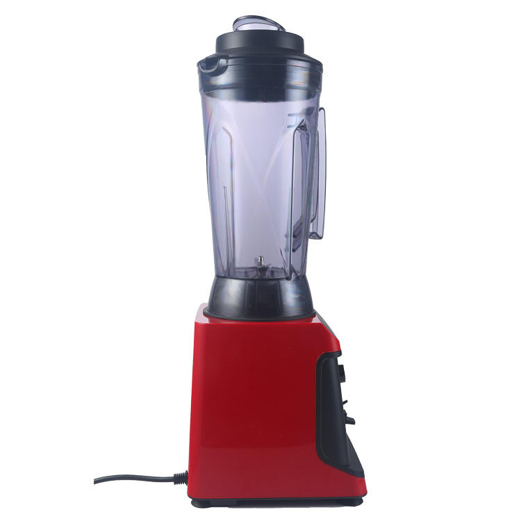 Industrial food mixer and blender table smoothie ice maker fruit blender machine for Restaurant