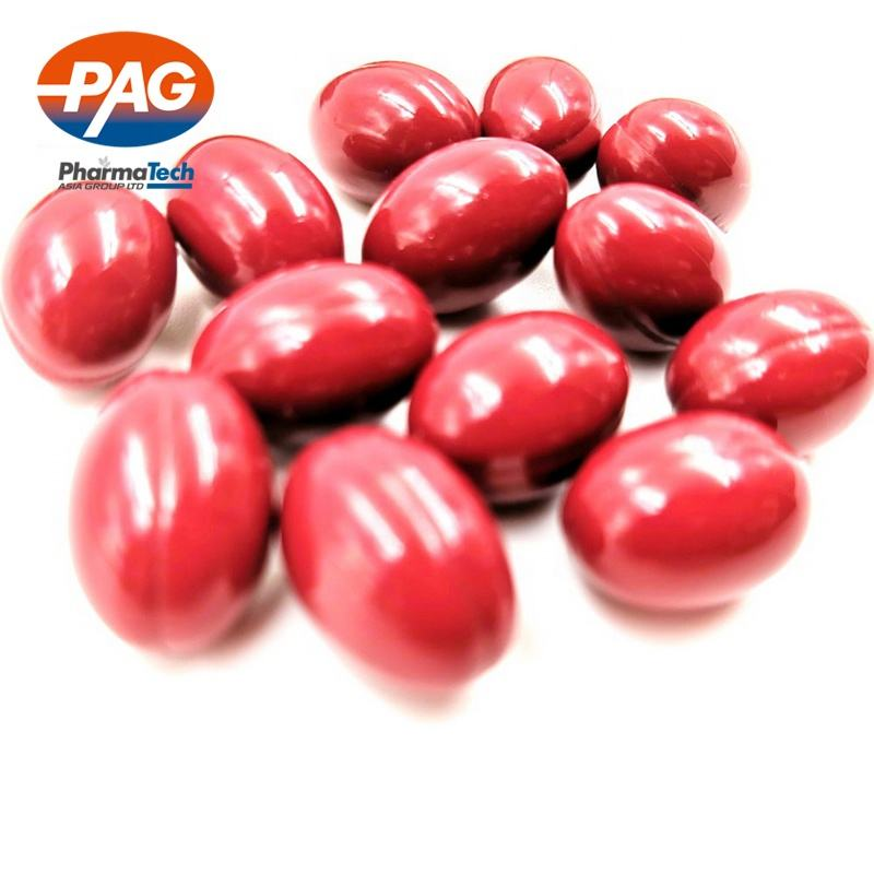 Wholesale Acai Berry Extract Oil Softgel Capsule Supplement Daily Energy From China
