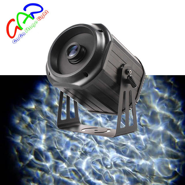 Waterproof led water wave effect 200w logo projector light
