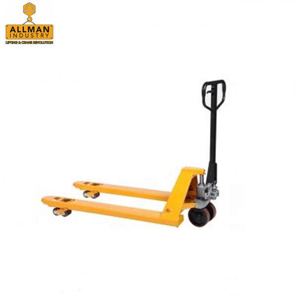 high lift hand truck 2.5 ton hand pallet truck hand operated pallet jack