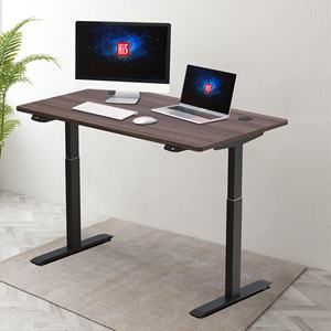 Single Motor Rectangular Table Top 140x70 standing desk