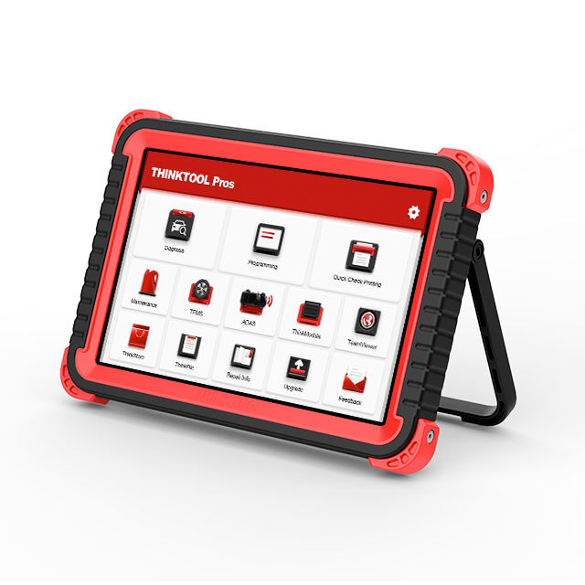 Bi-Directional Control ABS Auto Bleeding SAS EPB BMS DPF Oil Reset Diagnostic Scan Tool with 28+ Services