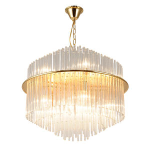 Foshan designer ceiling fancy light aluminum pendant lighting chandelier