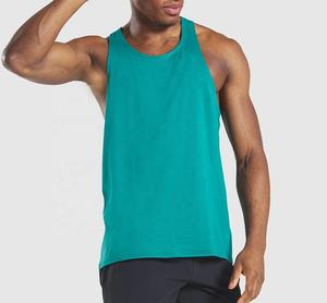 Mens Tank Top Hot Vendita Mens Personalizzato Muscle Fit Commercio All'ingrosso Serbatoio Palestra Top di Fitness Tank Top