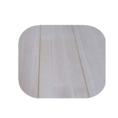 Custom pine wood solid board for furniture Paulownia Lumber Prices Sawn Wood Timber Edge Glued wall Panels