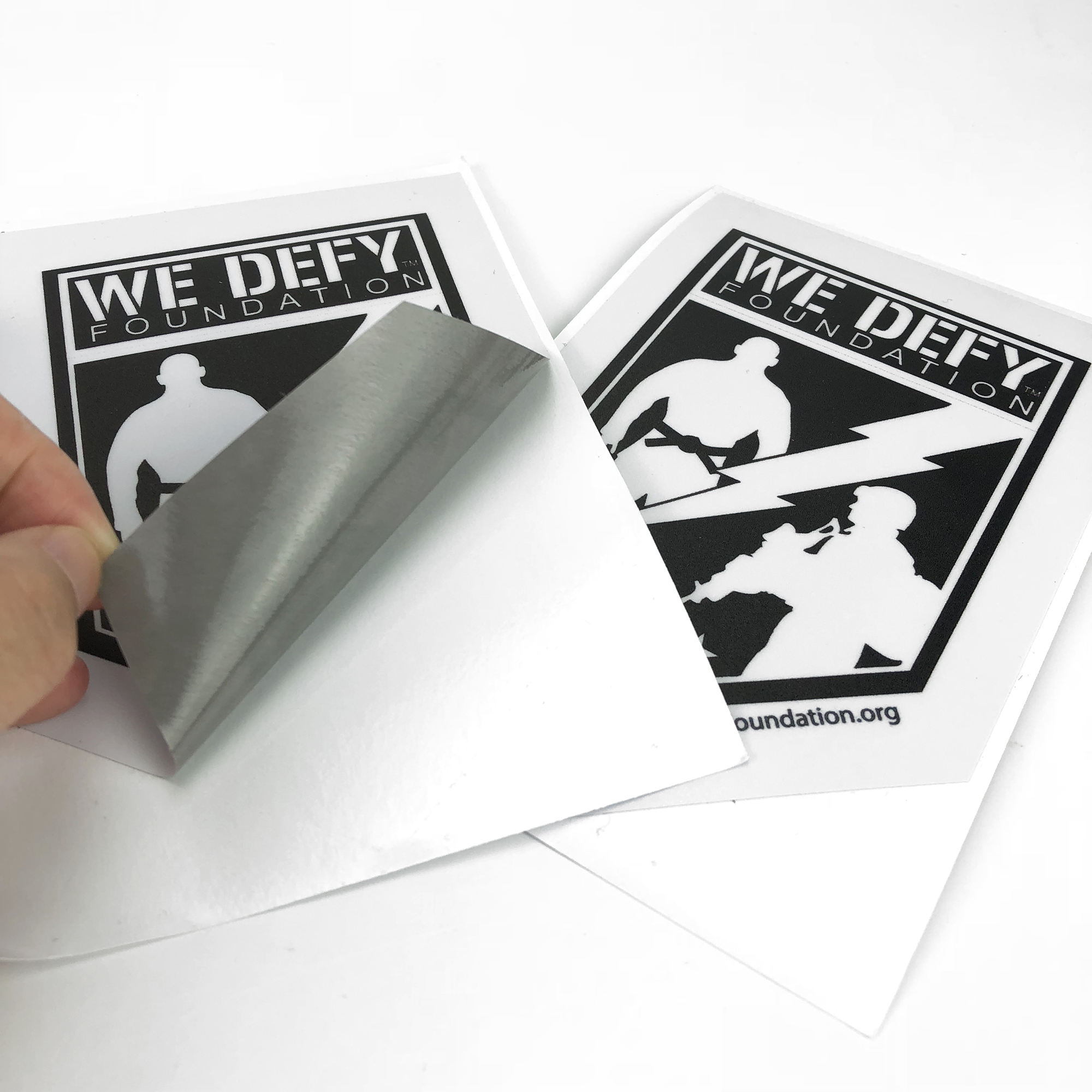 Vinyl Sticker / Clear PVC Sticker / Window Cling Decal / CAR sticker in WindowCustom Full Printed any size,color and design