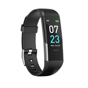New arrival touch screen monitor smart wrist band cicret smart bracelet Sport monitor with biking fitness tracker