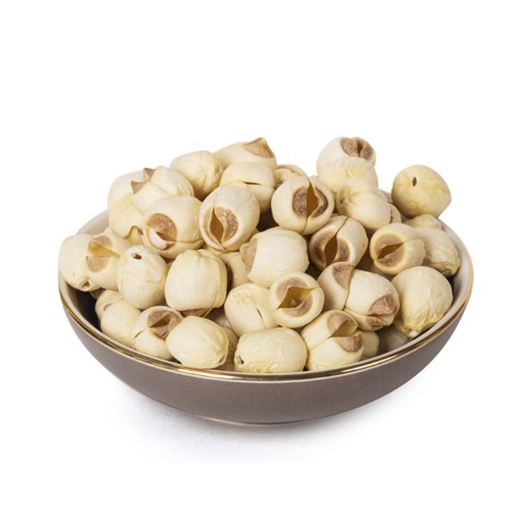 Wholesale weight loss medicine White Dried Lotus Seed Lotus Flower Seed