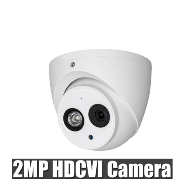 Dahua 2MP Starlight HDCVI PoC IR60 Dome Camera HAC-HDBW2231R-Z-POC IP67 IK10 OEM