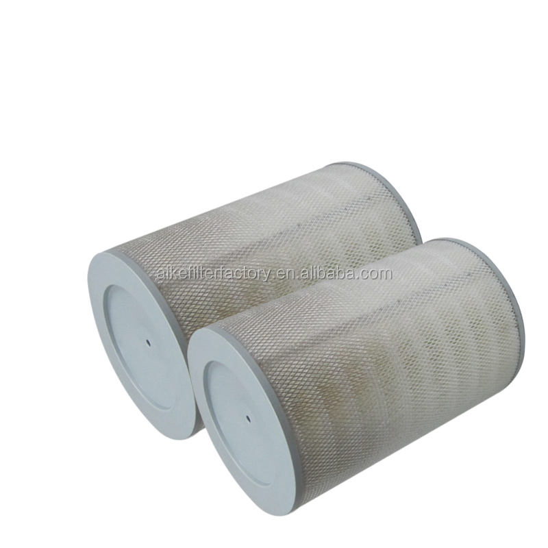 heavy equipment pleated paper replacement air filter B222100000643