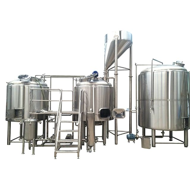 10HL beer making system for white beer
