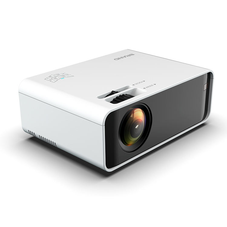 Portabel Terbaru Pocket Home Theater Harga Proyektor Mini