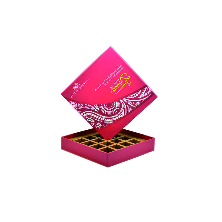 homemade rigid chocolate packaging box india
