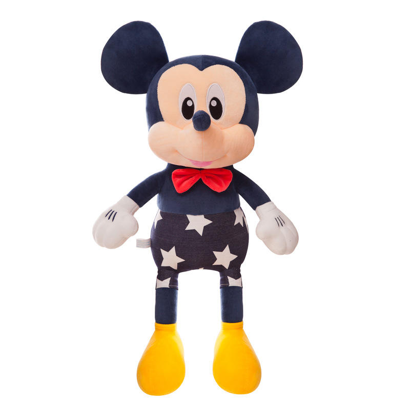 Il super cute Mickey <span class=keywords><strong>Mouse</strong></span> <span class=keywords><strong>peluche</strong></span> animali <span class=keywords><strong>Minnie</strong></span> <span class=keywords><strong>Mouse</strong></span> bambola è una grande coppia di cuscino bambola