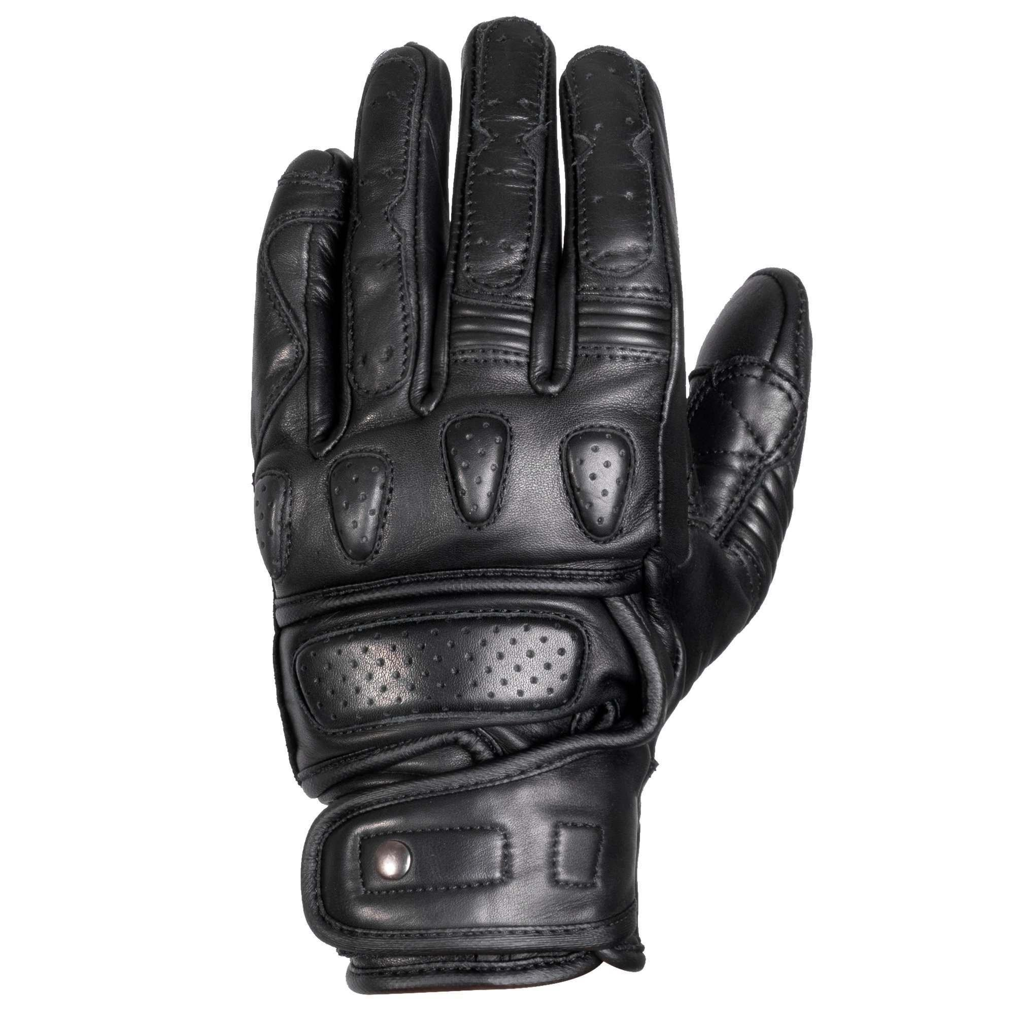 High Quality Cowhide Leather Motorbike glove