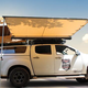 car side awning tent Suitable for roof top tentcamping awning Waterproof and UV resistant awning