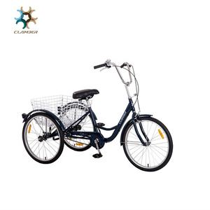 Wholesale 2020 tricycles for adults /cheap adult tricycle bicycles/ hot sale modern 3 wheel adult tricycle bike for sale GW7001