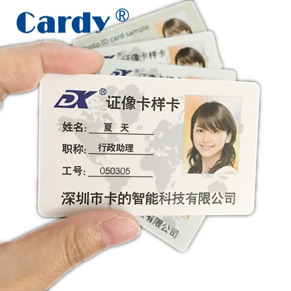 School [ Pvc Card ] Rfid Card Supplier Customized PVC Rfid Smart Card For School And Campus