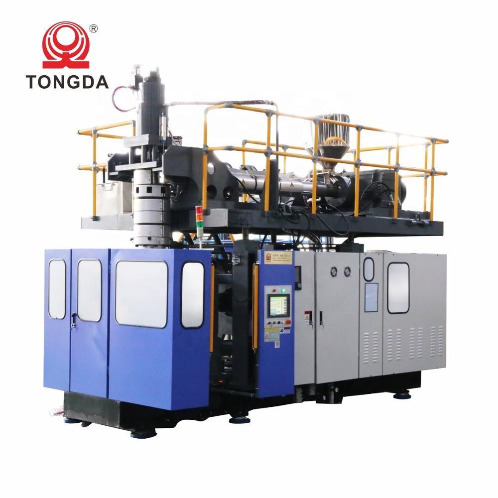 TONGDA TDB50F Completamente automatica di estrusione hdpe 50l soffiaggio prezzo della macchina