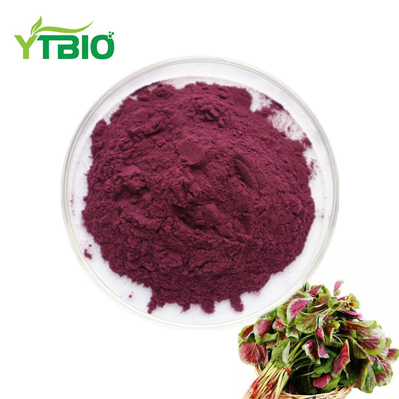 High Quality Food Grade Colorant Natural Colouring Amaranth Powder