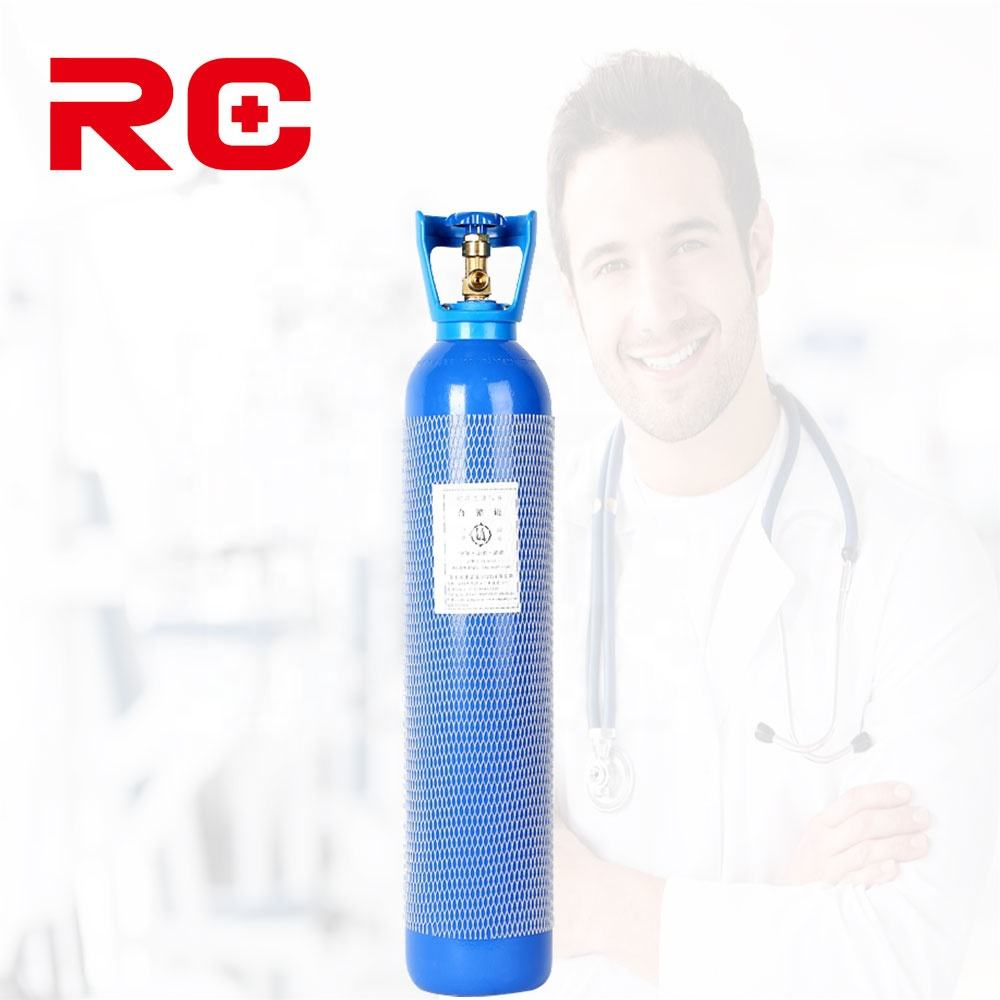 200bar Medical Hospital Used Oxygen Gas Cylinder, Oxygen Tank Manufacturers