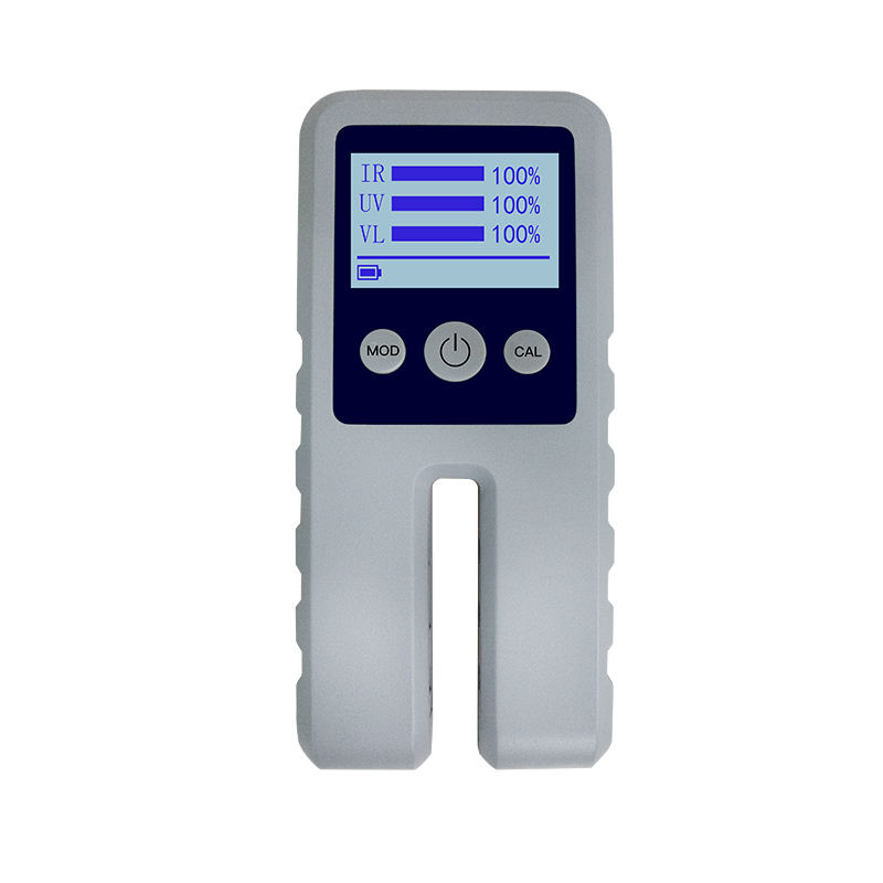 Manufacturer of light transmittance meter for glass , PVC, PMMA , plastic film