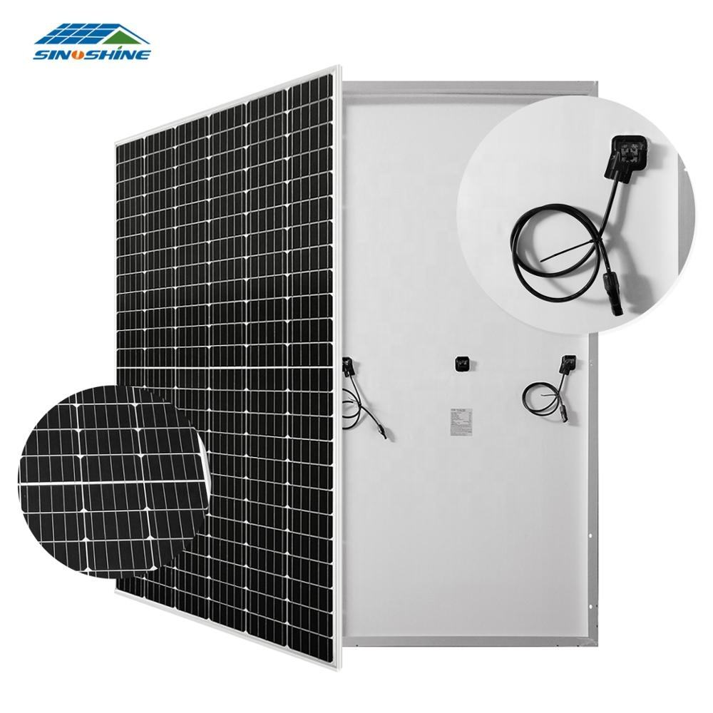 Excellent half-cell solar Module 120 cell 325w solar panel mono solar power system