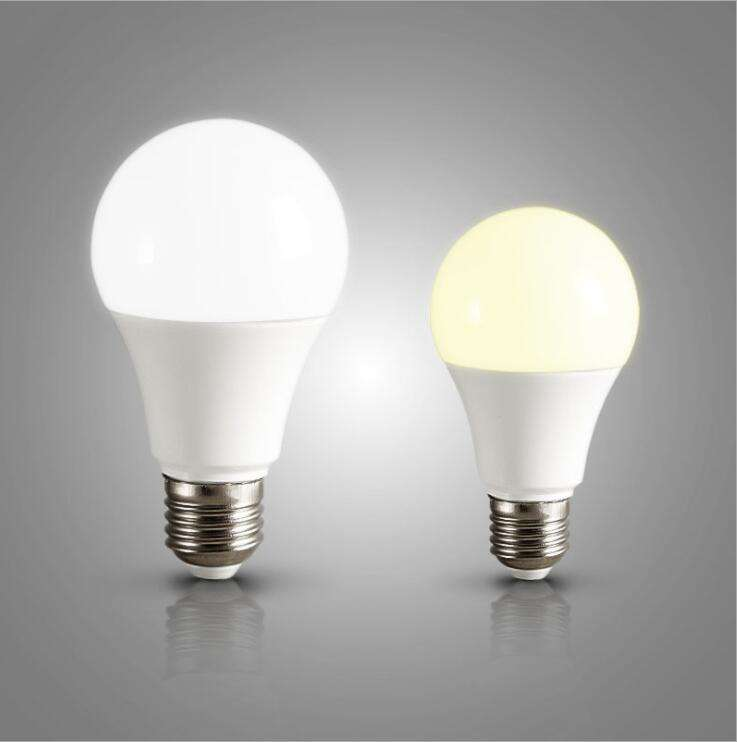 Wholesale milkly cover E27 3W 5W 7W 9W engry saving Led bulb