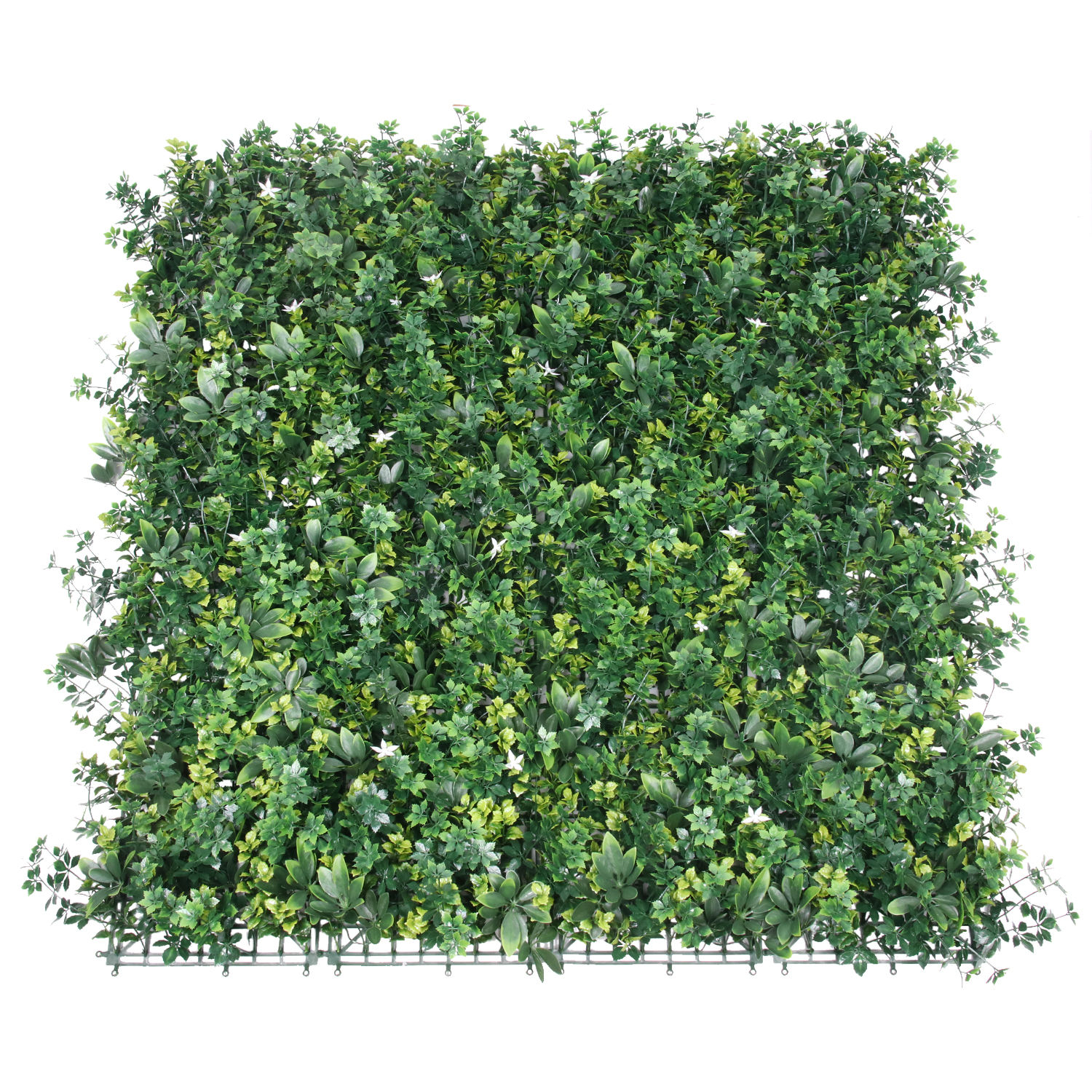 Artificial Grass Wall Wholesale Foliage Hanging Boxwood Hedge Artificial Green Wall Faux Plant Grass Wall For Garden Decoration
