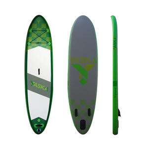 Deportes de agua suave paddle surf inflable sup paddle Junta