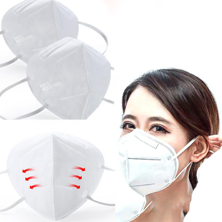 Low price Respirator Protective Face Mask KN95 GB2626 5ply Mascarilla ffp2 Medical Disposable Mask Reusable
