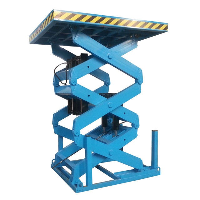 Factory Direct Sales Professional Customization In Floor Scissor Lift