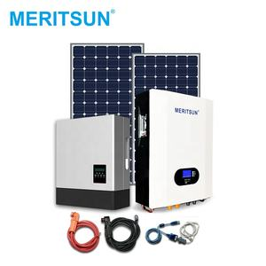 Meritsun ESS 48V 200Ah 10Kwh Powerwall 6000 Cycle Life Lithium ion Lifepo4 Battery Pack