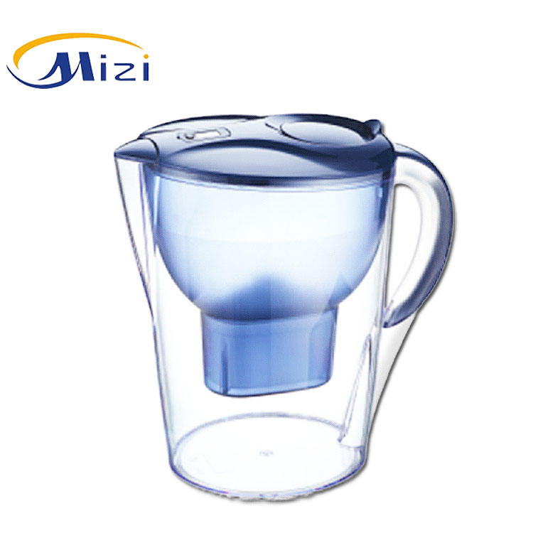 Coconut shell activated carbon portable water filter jug