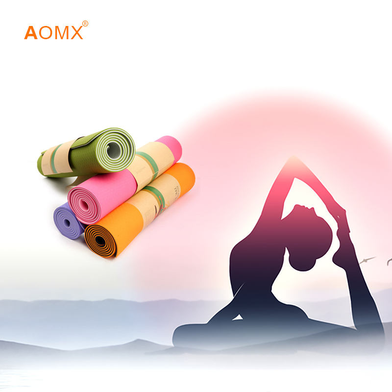Eco Friendly Ecopro Yoga and Pilates Mat