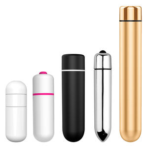 S-hande OEM factory  all size mini vibrating bullet silicone USB Remote G Spot small golden silver sex bullet vibrator for woman