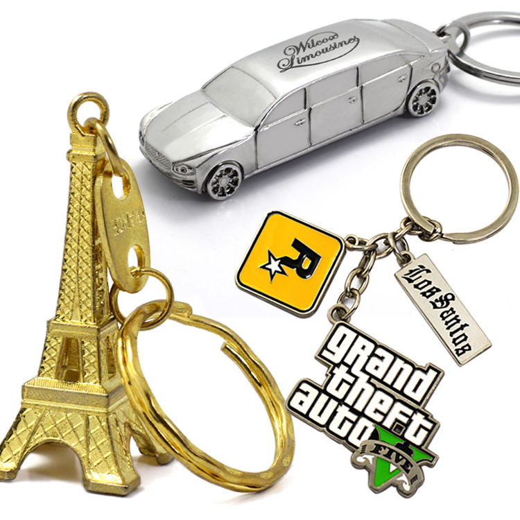 Custom Key Ring Metal, Custom Metal Key Chain, Metal Custom Keychain