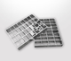 metal drain grates factory price color stainless steel drain grating for building material