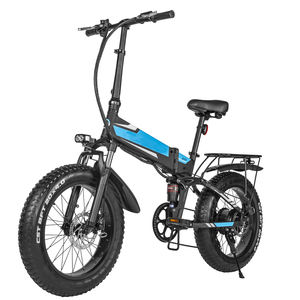 20'' 1000W BIG POWER Fat Tire Beach Snow Electric Mountain Ebike Bicycle With Factory Price
