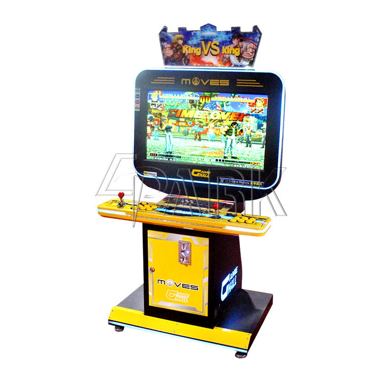 Make money coin operated Japanese game arcade cabinet EPARK 2020 latest retro street fighter joystick arcade game