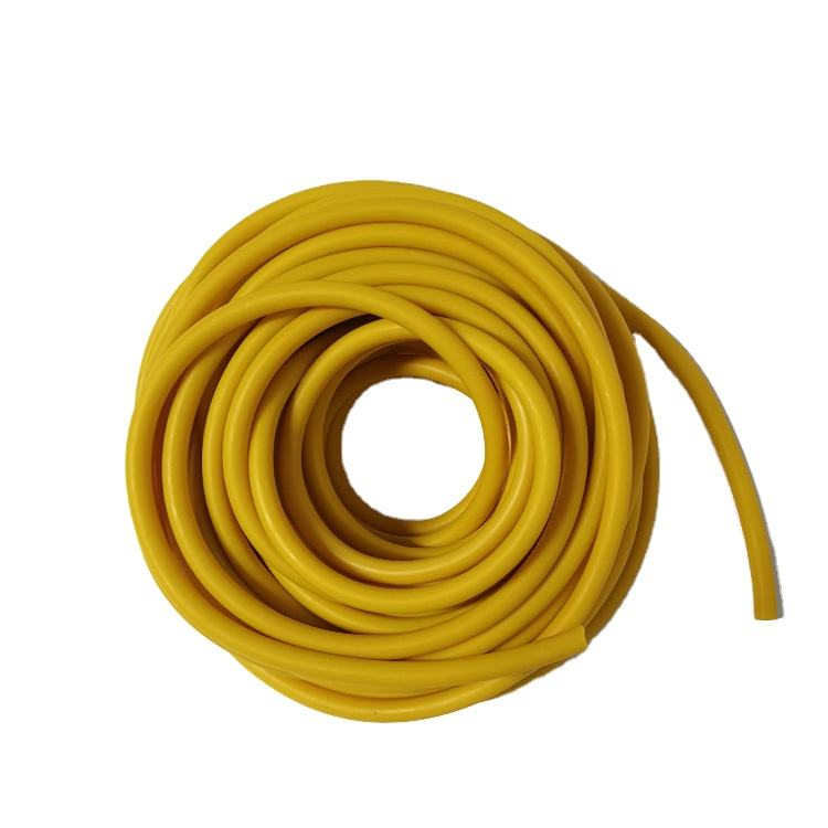 High Quality 5 mm latex tube Flexible Natural Rubber Hose