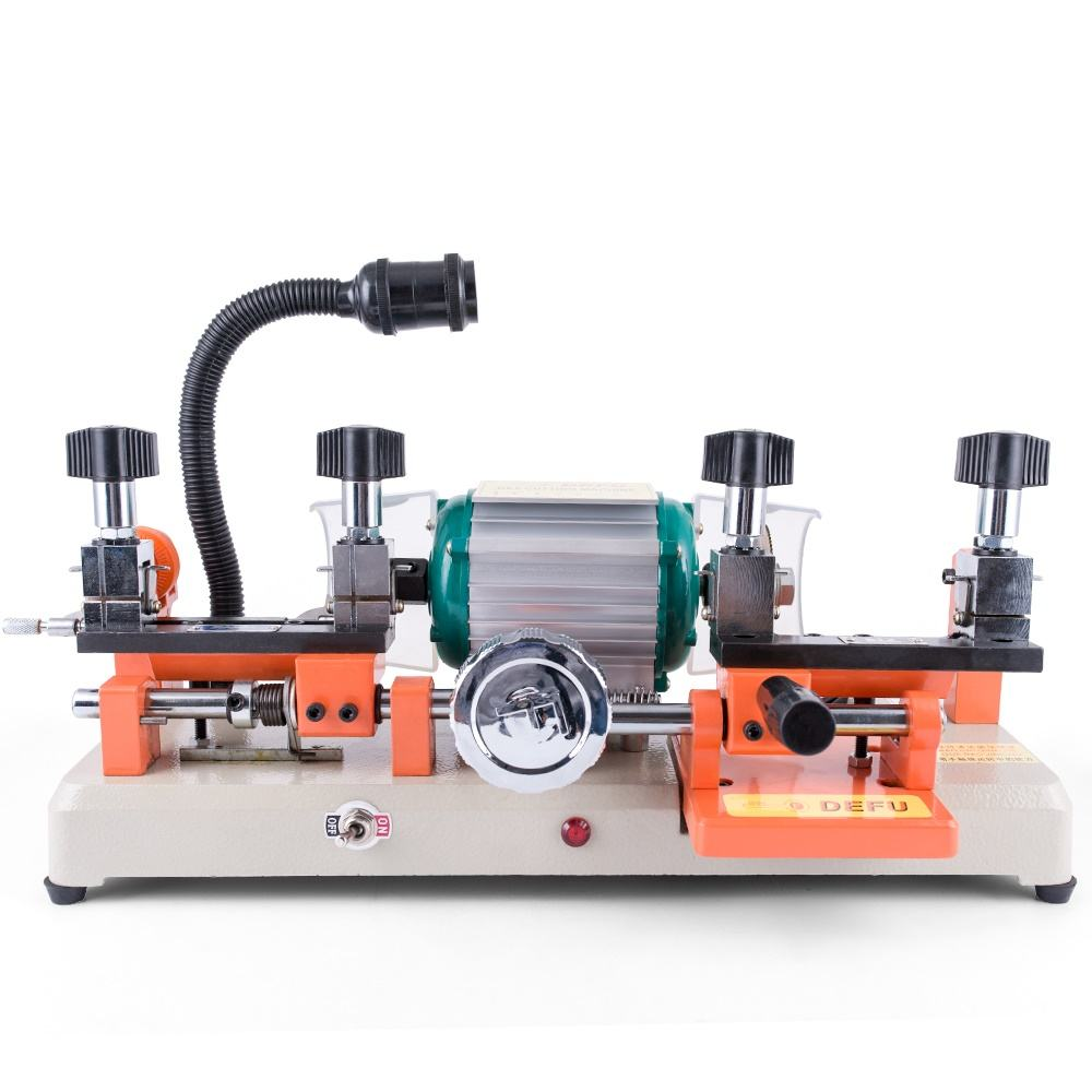 Defu 238BS 220v 110V 180w auto key duplication double head key cutting machine made in China fast ship