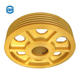Plastic Roller Pulley Plastic Pulley Factory Precision MC Nylon Plastic Whee Roller Pulley
