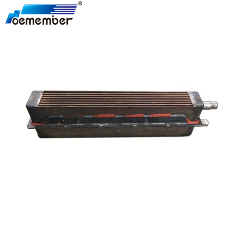 3626715 Heavy Duty Cooling System Parts Truck Engine Transmission Radiator Aluminum Oil Cooler For CUMMINS