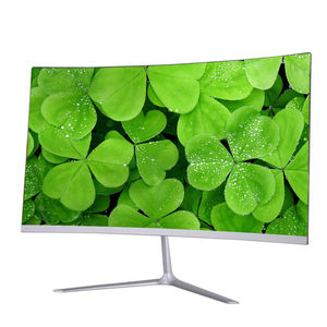 OEM Led Monitor 24Inch Mini Screen 144HZ IPS Monitor Curved 2MS Gaming PC Monitor With DP Support