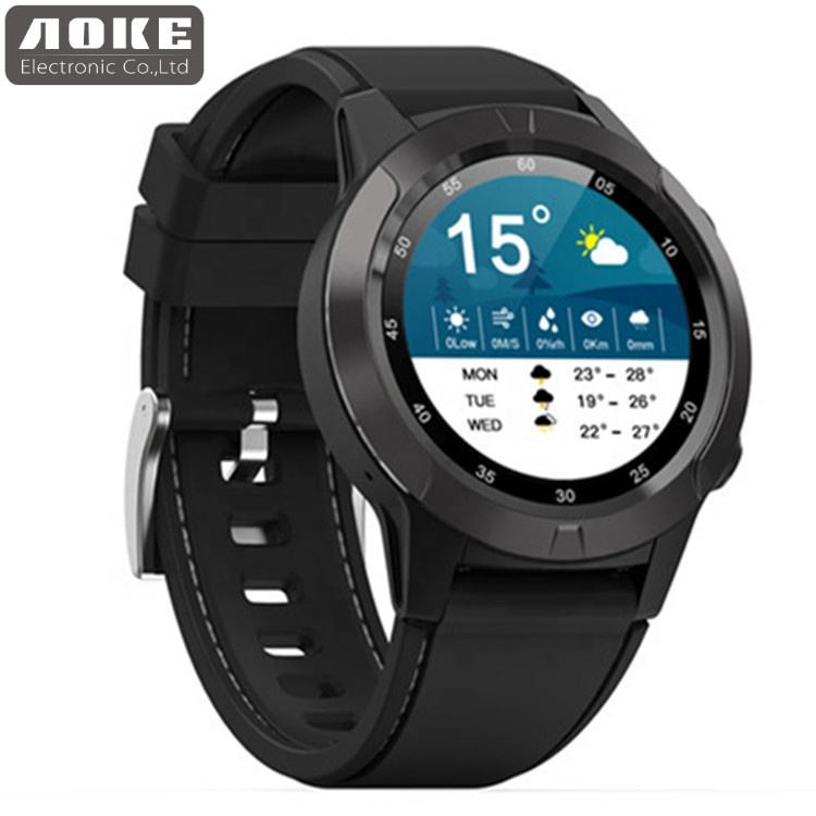 Smart Watch ip67 Water proof / Phone User Manual heart rate monitoring Smart Sports Watch With Smart Watch M4 GPS BT Call