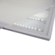 ShineLong LED Back-lit Panel Light 2x2 led ceiling light dimmable with 4000lm for Show room