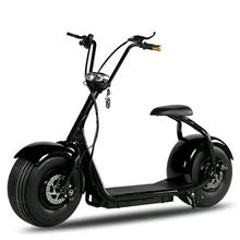 Wide tire 1000W 2000W europe warehouse electric scooter citycoco for Adult
