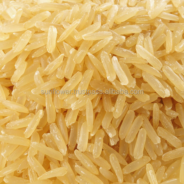 Thai Parboiled Rice New Crop Top Quality