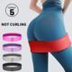 Belt Cotton Yoga BR22 High-quality Buttocks Fitness Belt Workout Resistance Bands Cotton Material Non-slip Yoga Training